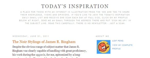 todays inspiration