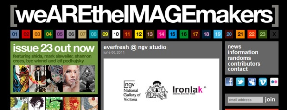 we are the imagemakers