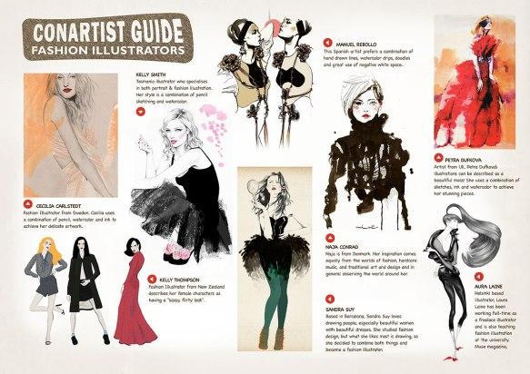 Conartist-Guide-to-Fashion-illustrators