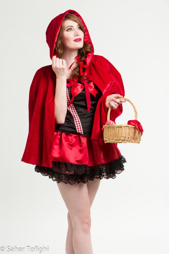 red riding hood model