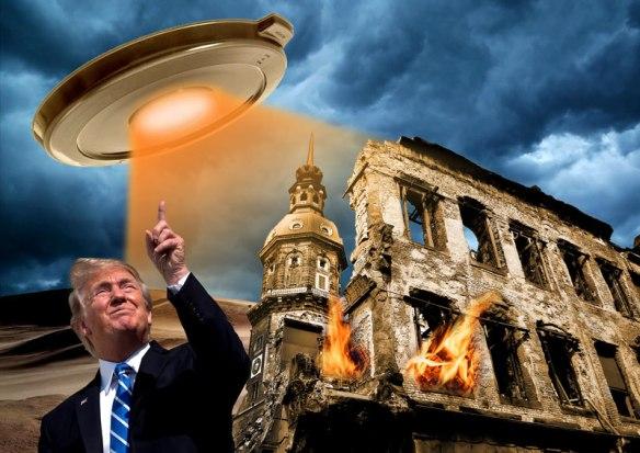 UFO-+-trump